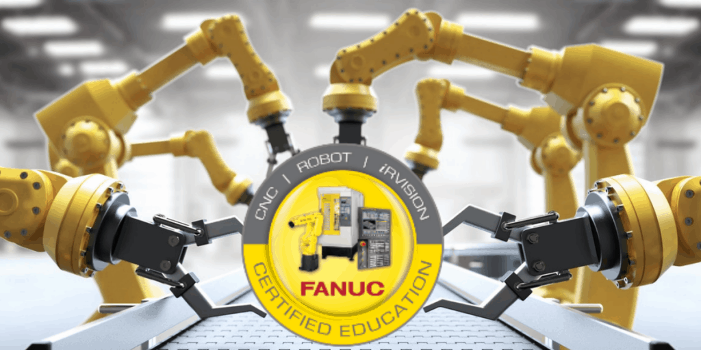 Fanucs New National Robotics Certifications Are Good As Gold For
