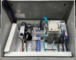 APT PLC-HMI Trainer - Inside