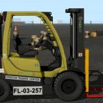 Forklift Simulator Training Pack