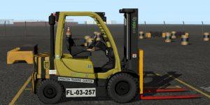 Forklift Simulator Training Pack